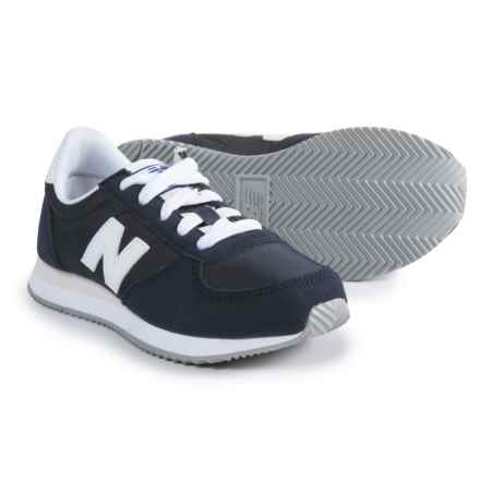 New Balance 220 Sneakers (For Boys) in Navy - Closeouts