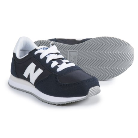 New Balance 220 Sneakers (For Boys) in Navy