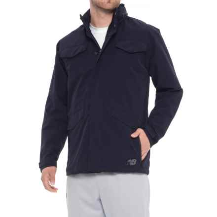 New Balance 247 Luxe Tech M65 Jacket (For Men) in Descent - Closeouts