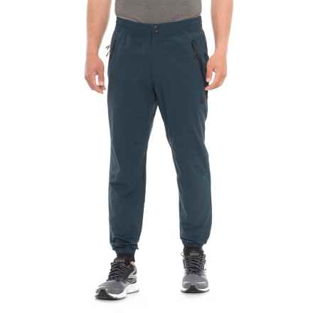 New Balance 247 Luxe Woven Pants (For Men) in Galaxy - Closeouts