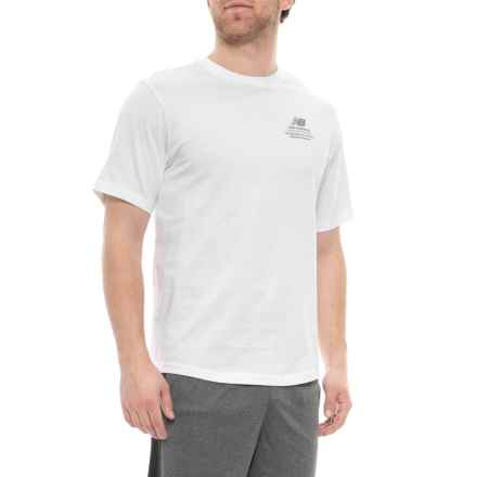 247 Sport 2 T-Shirt - Short Sleeve (For Men) in White - Closeouts
