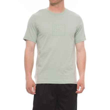 New Balance 247 T-Shirt - Short Sleeve (For Men) in Mint Cream - Closeouts