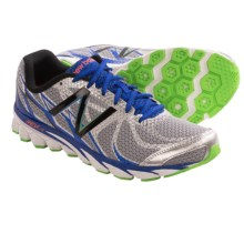 New Balance 3190 Running Shoes (For Men) in Silver/Blue - Closeouts