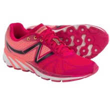 New Balance 3190V2 Running Shoes (For Women) in Bright Cherry W/Luxe Pink Black - Closeouts