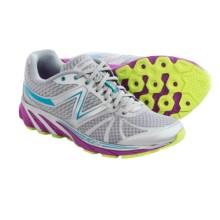 New Balance 3190V2 Running Shoes (For Women) in Silver W/Purple Turquoise - Closeouts