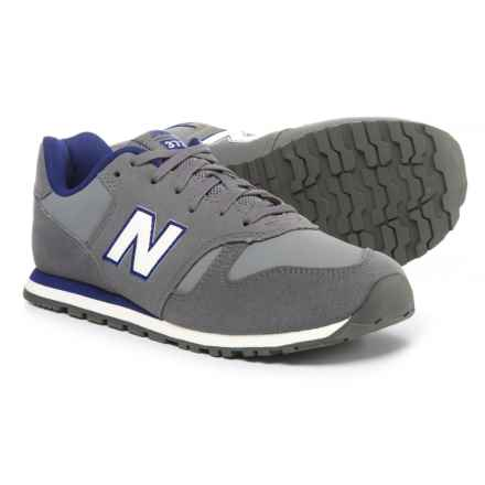 New Balance 373 Sneakers (For Boys) in Grey - Closeouts