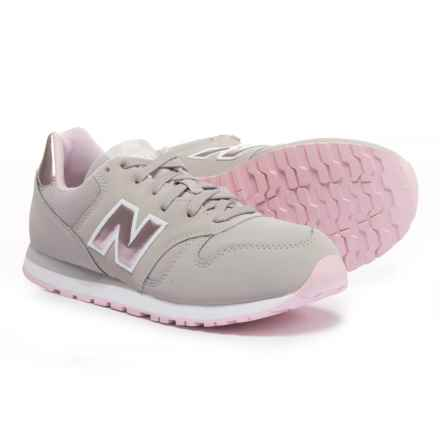 New Balance 373 Sneakers (For Girls) in Pink - Closeouts