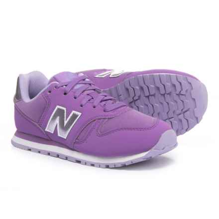 New Balance 373 Sneakers (For Girls) in Purple - Closeouts