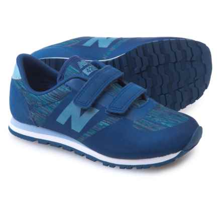 New Balance 420 Shoes (For Little and Big Girls) in Blue - Closeouts