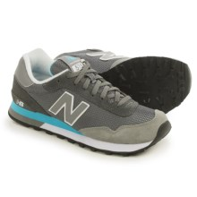 New Balance 515 Sneakers (For Men) in Grey/Green - Closeouts