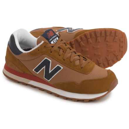 New Balance 515 Sneakers (For Men) in Wheat/Navy - Closeouts