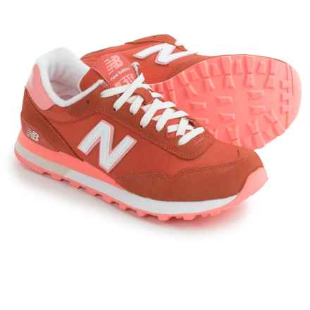 New Balance 515 Sneakers (For Women) in Pink Clay - Closeouts