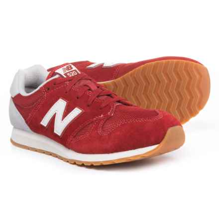 New Balance 520 Sneakers (For Boys) in Red - Closeouts