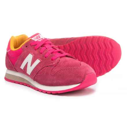 New Balance 520 Sneakers (For Girls) in Pink - Closeouts