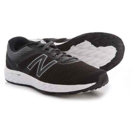 New Balance 520V3 Training Shoes (For Women) in Black/Thunder/Silver Mink - Closeouts