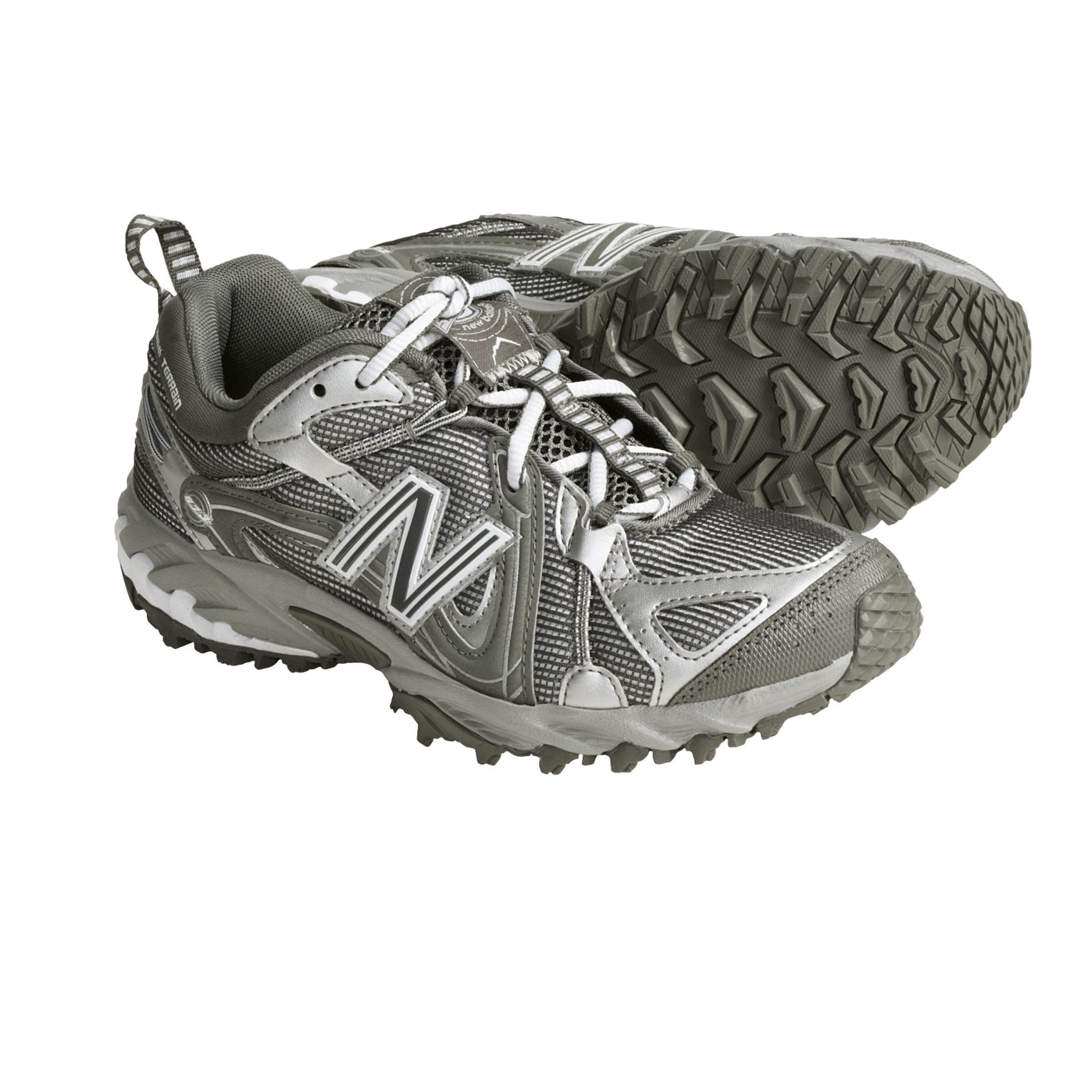 New Balance 573 Trail Running Shoes (For Women) in Grey