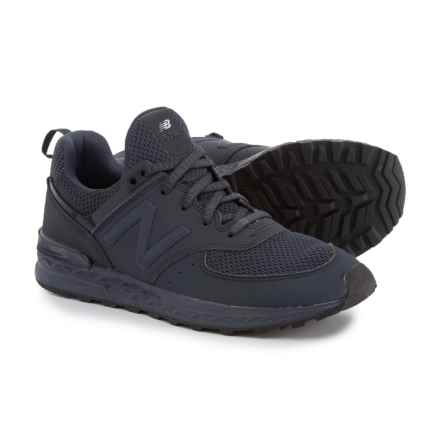 New Balance 574 Sneakers (For Boys) in Blue - Closeouts
