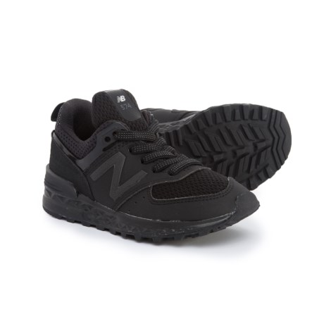 New Balance 574 Sport Sneakers (For Boys)