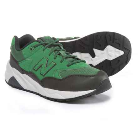 New Balance 580 Sneakers (For Boys) in Green - Closeouts