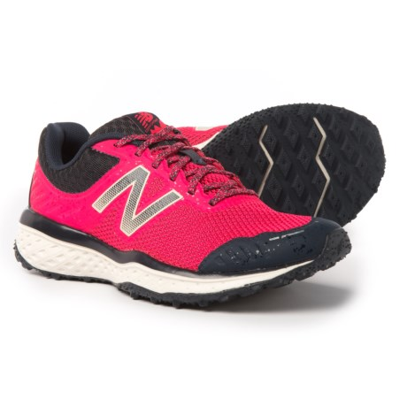 New Balance 620V2 Trail Running Shoes (For Women) in  Pomegranate/Outerspace/Deep