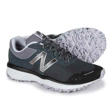 New Balance 620V2 Trail Running Shoes (For Women) in Thunder/Black - Closeouts