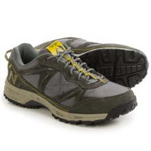 New Balance 659 Hiking Shoes - Suede (For Men) in Black/Grey - Closeouts