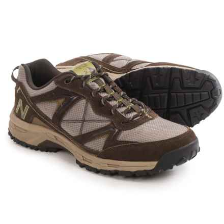 New Balance 659 Hiking Shoes - Suede (For Men) in Brown - Closeouts