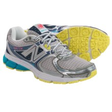 New Balance 680V2 Running Shoes (For Women) in Grey/Blue - Closeouts