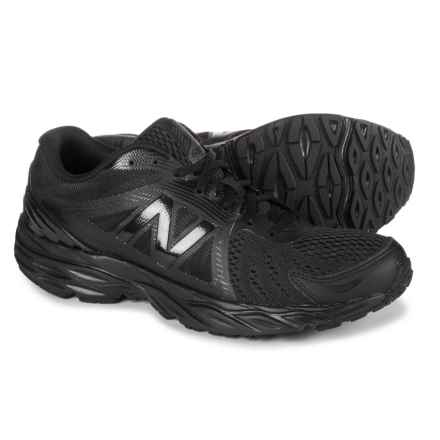 New Balance 680v4 Running Shoes (For Men) in Black - Closeouts