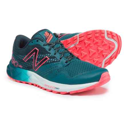 New Balance 690 AT Trail Running Shoes (For Women) in Blue - Closeouts