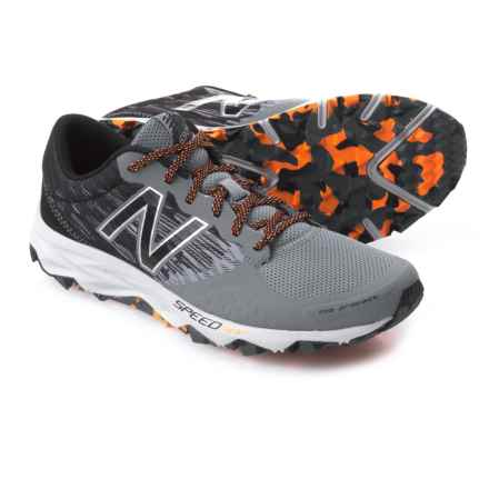 New Balance 690V2 Trail Running Shoes (For Men) in Gunmetal - Closeouts