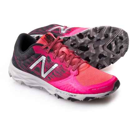 New Balance 690V2 Trail Running Shoes (For Women) in Guava - Closeouts