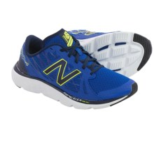 New Balance 690V4 Running Shoes (For Men) in Ocean Blue/Hi Lite - Closeouts