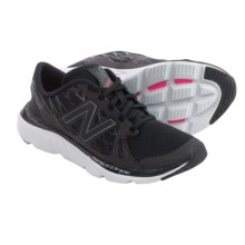 New Balance 690V4 Running Shoes (For Women) in Lead/Black - Closeouts