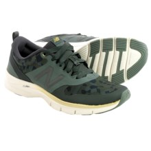 New Balance 717 Cross-Training Shoes (For Women) in Slate/Green - Closeouts