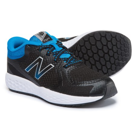 New Balance 720 Running Shoes (For Boys) in Black
