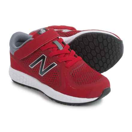 New Balance 720 Running Shoes (For Little and Big Boys) in Red - Closeouts