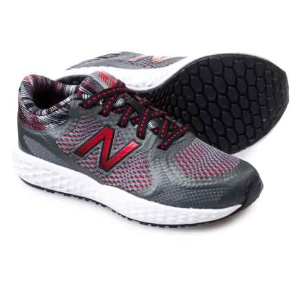 New Balance 720 v4 Running Shoes (For Little and Big Boys) in Grey - Closeouts