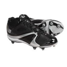 New Balance 750 Football Cleats (For Men) in Black - Closeouts
