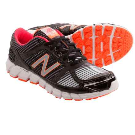 New Balance 750 Running Shoes (For Women) in Black/Orange - Closeouts
