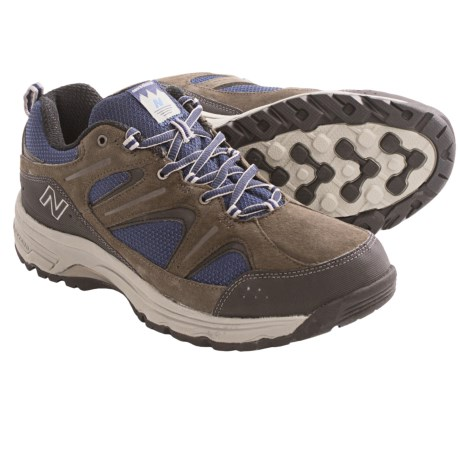 New Balance 759 Hiking Shoes - Lightweight (For Men) in Gray/Black