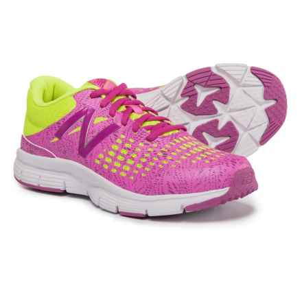 New Balance 775 Retro Racer Running Shoes (For Girls) in Pink - Closeouts