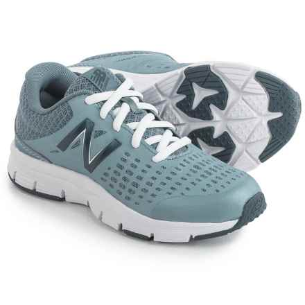 New Balance 775V1 Running Shoes (For Little and Big Girls) in Grey/White - Closeouts