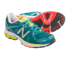 New Balance 780 Running Shoes (For Women) in Teal/Lime - Closeouts