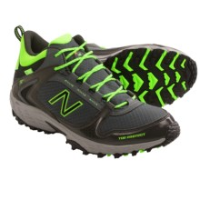 New Balance 790V2 Trail Shoes (For Men) in Black/Green - Closeouts
