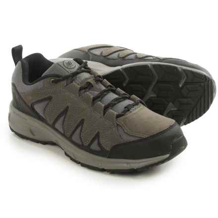 New Balance 799 Hiking Shoes - Suede (For Men) in Black - Closeouts