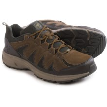 New Balance 799 Hiking Shoes - Suede (For Men) in Brown/Black - Closeouts