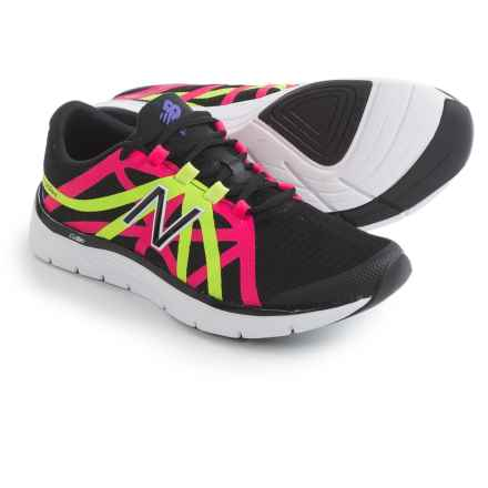 New Balance 811 Cross Training Shoes (For Women) in Black/Alpha Pink - Closeouts