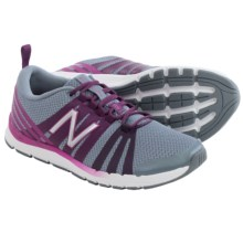 New Balance 811 Cross Training Shoes (For Women) in Grey/Purple Fade - Closeouts