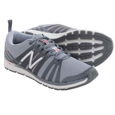 New Balance 811 Cross Training Shoes (For Women) in Grey/White - Closeouts
